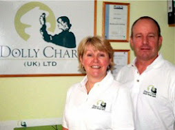 Julie and Mark of Dolly Char South Coventry