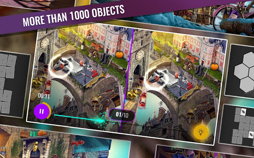 Optical Illusions Hidden Objects Game 3.01 screenshots 3