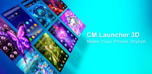 CM Launcher 3D - Theme, Wallpapers, Efficient