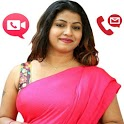 Indian Aunty Live Hot Chat icon