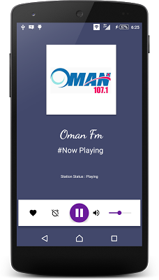 OMAN FM - screenshot