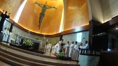 Photo: Missa Nova de P.e Mário Ferreira nas Antas