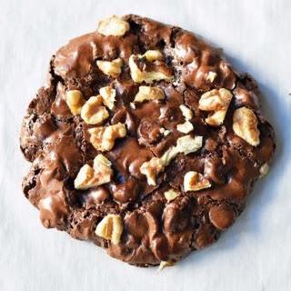 Flourless Chocolate Brownie Gluten Free Cookies.