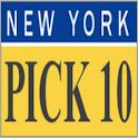 Statistics Lottery NY Pick 10 icon