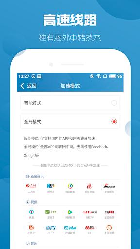 海龟加速器Pro—帮助海外华人翻墙回国,看视频听音乐的中国VPN  screenshots 2