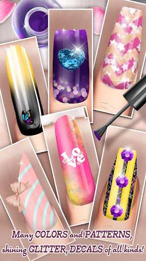 nail salon games download