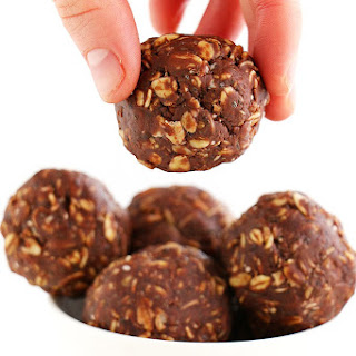 Nutella Chia Energy Bites.