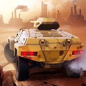 Metal Force: PvP Battle Cars and Tank Games Online icon
