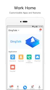 DingTalk - náhled