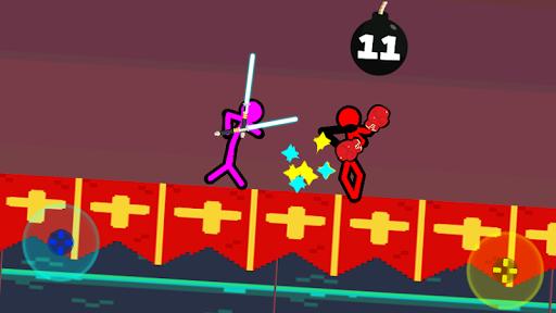 Stickman Mortal Duo 6.0 screenshots 1