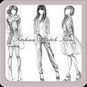 Fashion Sketch Ideas icon