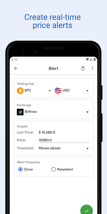 cryptocurrency exchange real time