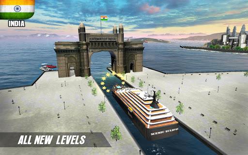 Code Triche Simulateur de jeux de navires bru00e9siliens APK MOD screenshots 1