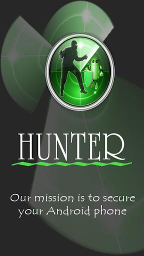 Anti-Theft Hunter