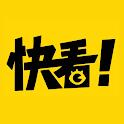 快看熱門漫畫 免費高清全彩漫畫連載追番神器 icon