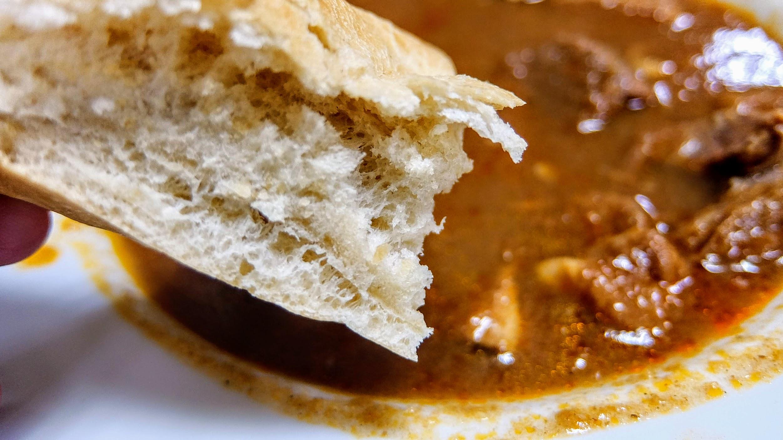 但麵包也是很容易飽的,害我們當天麵包都沒吃完啊XDD