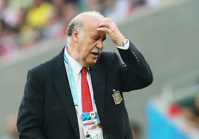 """Jorge Perez: """" Je veux que Del Bosque reste à la tête de l'Espagne """""""