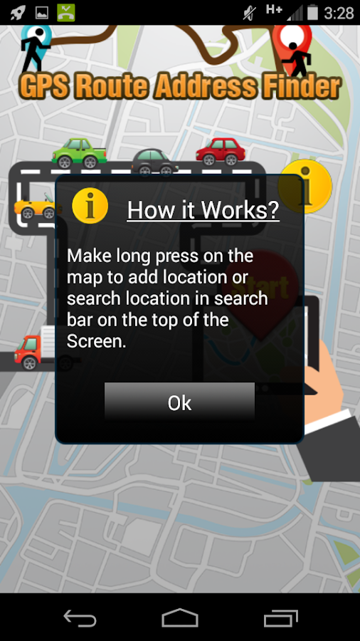 gps route address finder android apps on google play