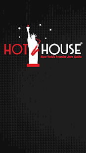 Hot House Jazz: Event Locator- screenshot thumbnail