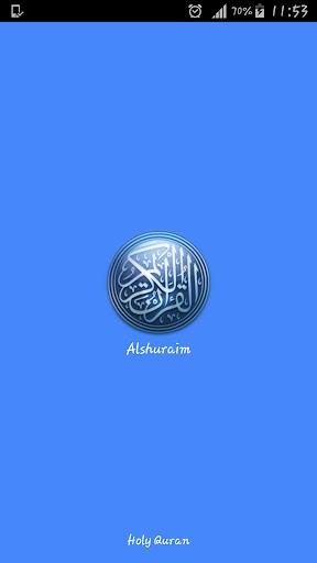 Holy Quran Offline Al Shuraim