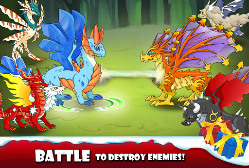 Dragon Battle 9.43 Cheat screenshots 2