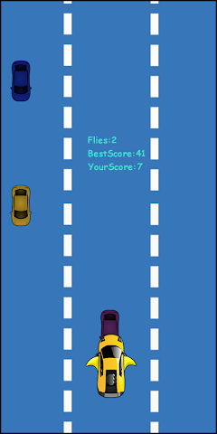 android Flying Car Screenshot 7