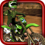 MX Dirt Bike Racing Game Icon