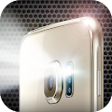 Powerful Flashlight HD with FX icon