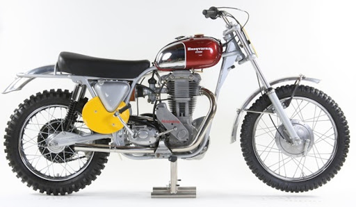 Husqvarna 500 Moto-Cross 1962.