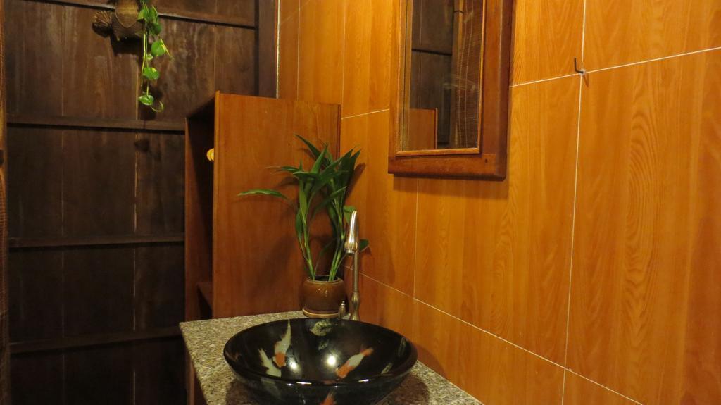 Nhà vệ sinh Jardin Du Mekong Homestay