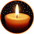 Night Candle : relaxation, sleep, meditation