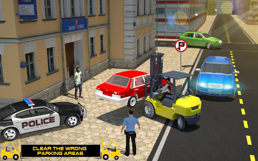 Forklift Games: Rear Wheels Forklift Driving 1.02 screenshots 6