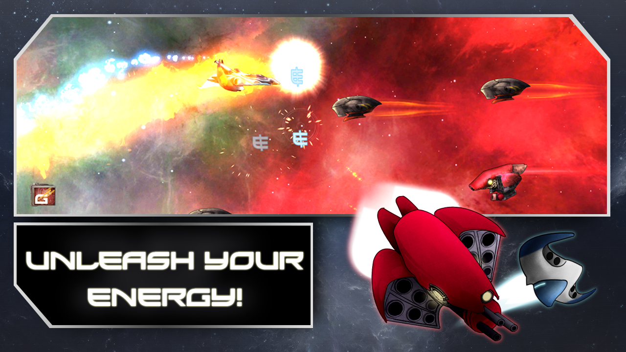 Spaceship Overdrive- screenshot