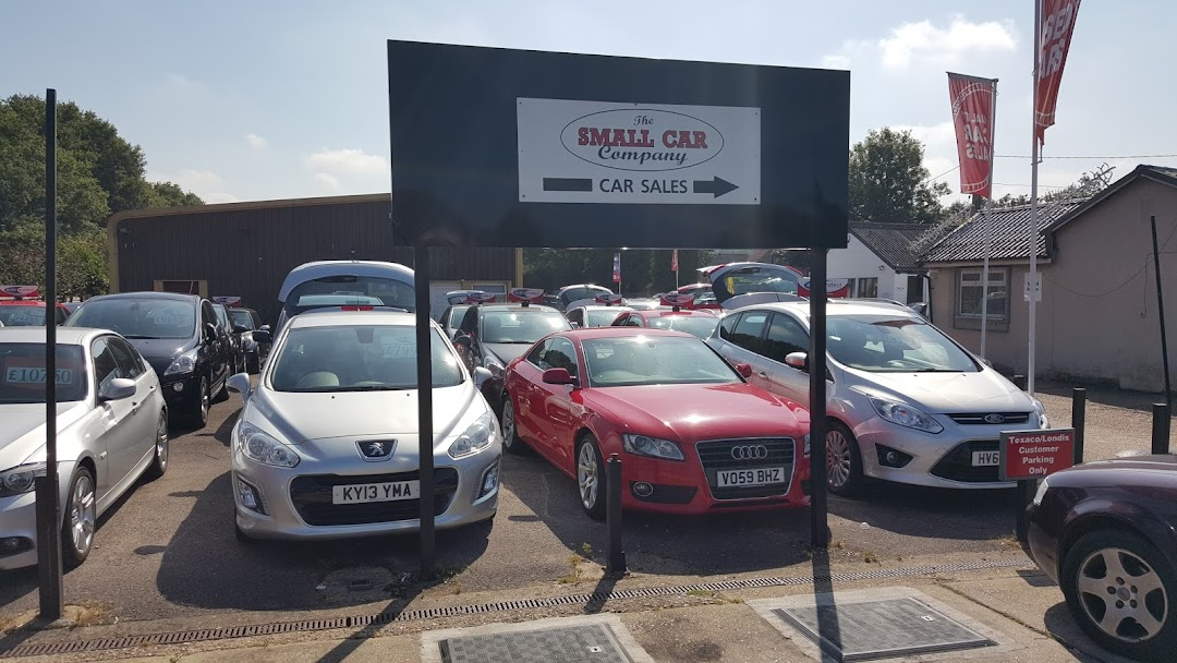 The Car Company >> The Small Car Company Quality Second Hand Cars