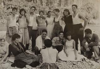 Photo: La Jira. Proveedor: Ascensión Ojeda Fernández. Año: 1955.