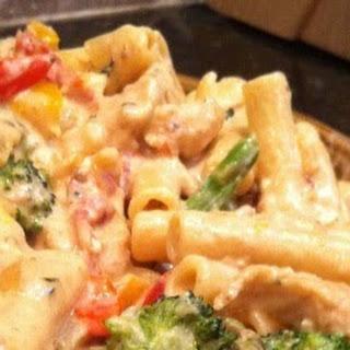 Confetti Chicken Pasta Recipes