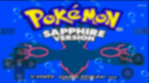 Sapphire version gba rom