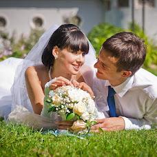 Wedding photographer Vladimir Komarov (komarov). Photo of 13.08.2013