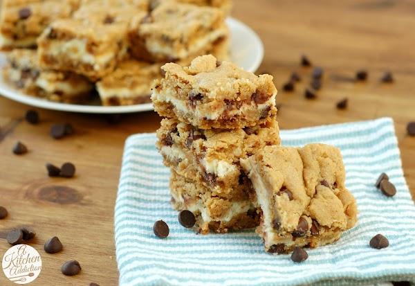 Peanut Butter & Chocolate Chip Cream Cheese Cookie Recipe