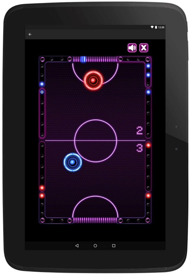 Air Hockey -Fast Paced Table-Sport Simulation Game Android 14