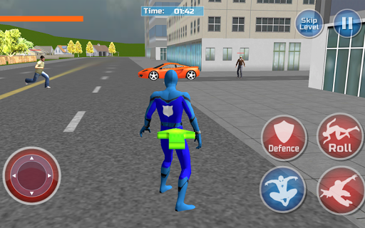 Spider Boy San Andreas Crime City 2.4 Cheat screenshots 2