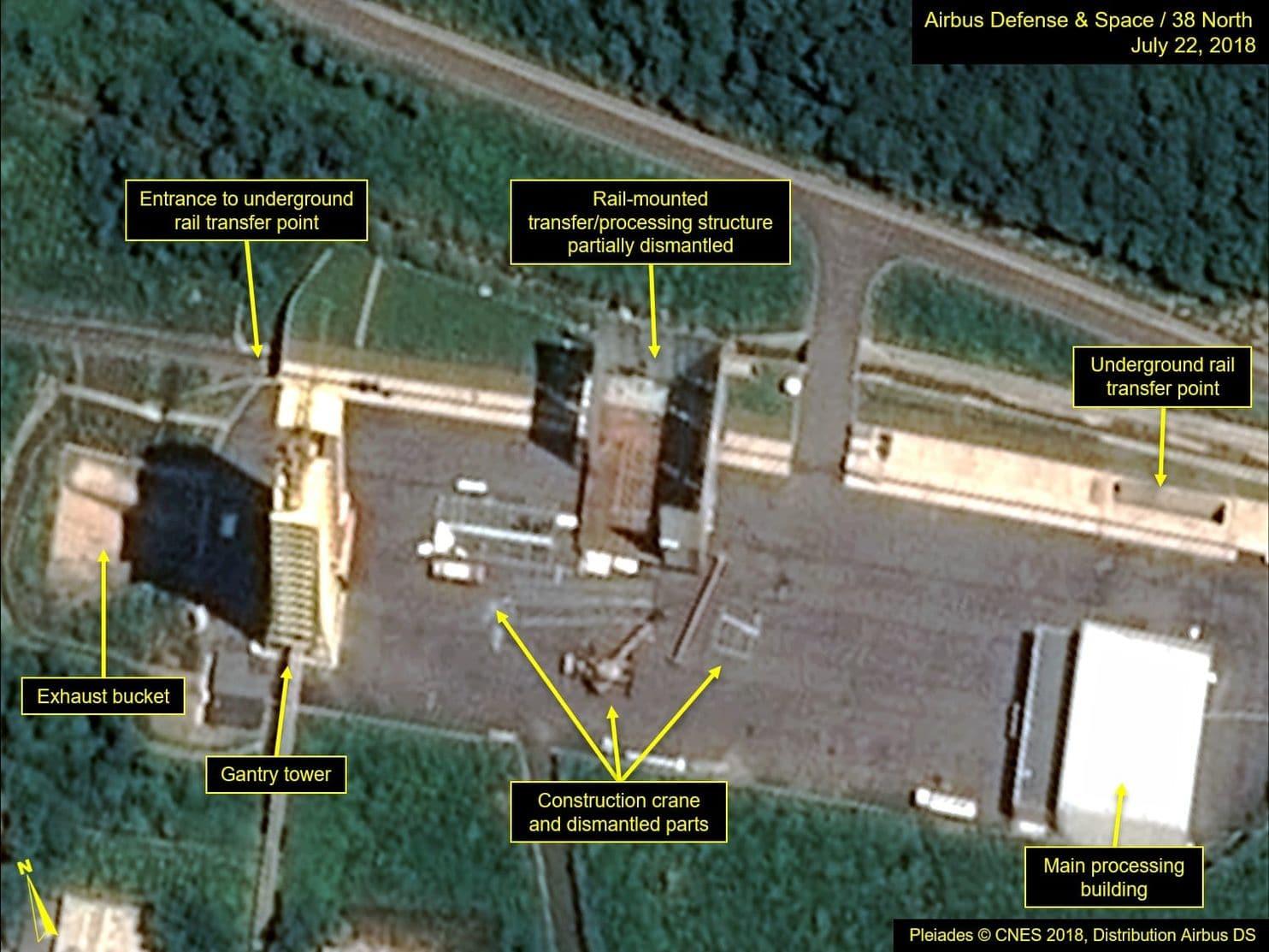 Billedresultat for sohae satellite launch