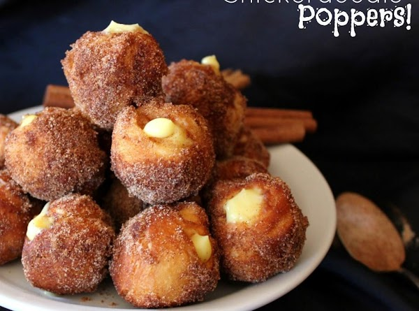 Snickerdoodle Poppers Recipe