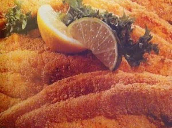 Fried Catfish Fillets Recipe