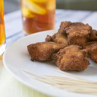 Sweet Tea Fried Chicken Bites