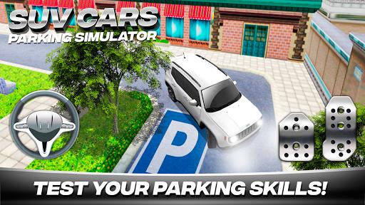 SUV Car Parking Simulator 1.0 screenshots 8
