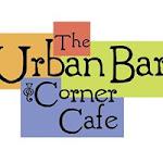 Logo for The Urban Bar & Corner Cafe