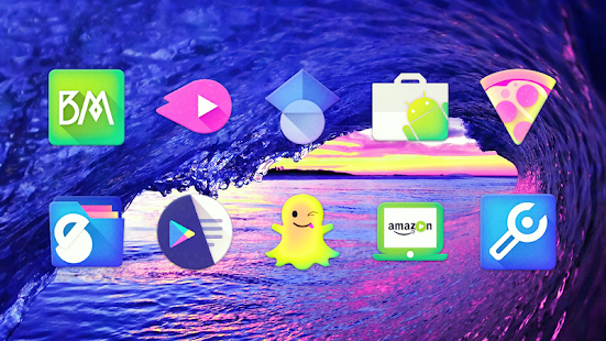 Mermaid Icon Pack Screenshot