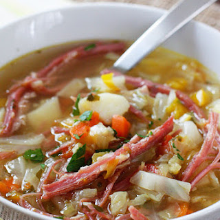 Seasoning Cabbage Soup Recipes