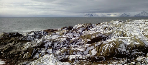 Photo: Costa Est d'Islanda in inverno. www.90est.it/islanda-aurora-boreale.html